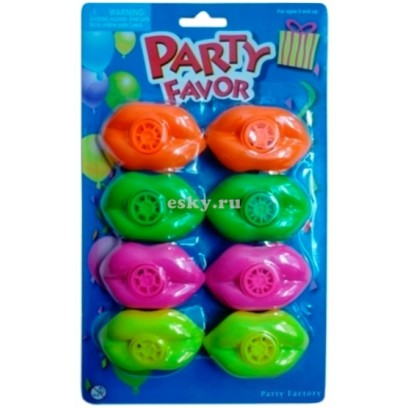 Party Factory  Набор свистков