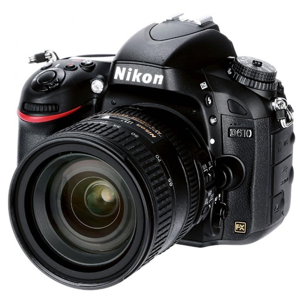 Цифровой фотоаппарат Nikon D610 Kit 24-85