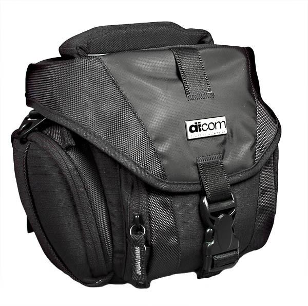 Сумка для видео/зеркалки Dicom S1531 Black / Black