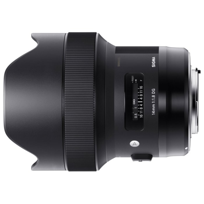 Объектив Sigma Canon AF 14 mm F/1.8 DG HSM Art EF