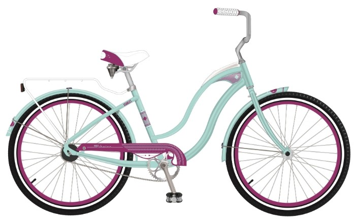 Велосипед Schwinn Starlet (2015)  Light Blue