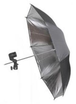 Зонтичный отражатель Ditech UR02 36 white-silver