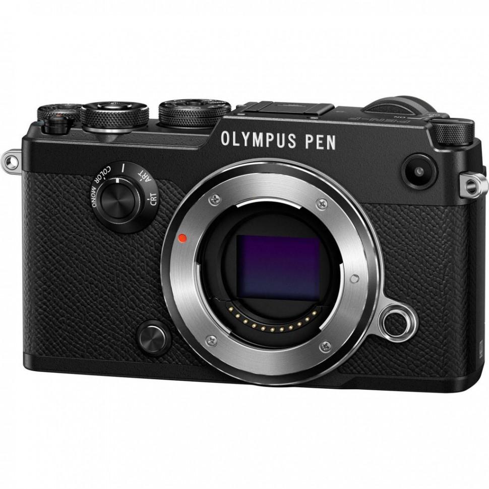 Фотоаппарат Olympus PEN-F Body silver