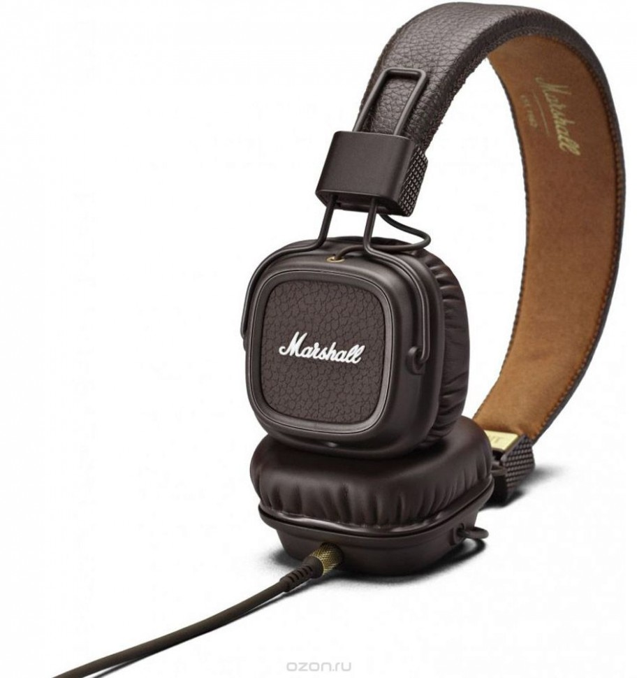 Marshall Major II Brown Android