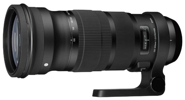 Sigma Nikon AF 120-300 mm F/2.8 DG OS HSM Sports