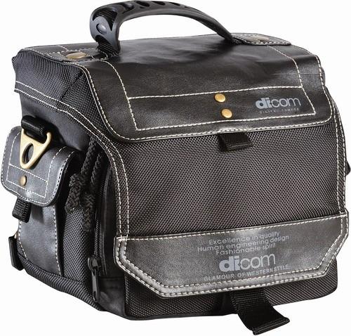 Сумка для видео/зеркалки Dicom S1705 Black