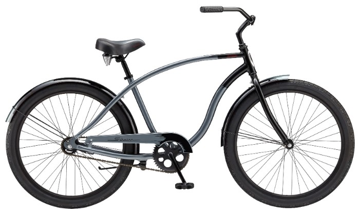 Велосипед Schwinn Tornado (2015) Black/Grey