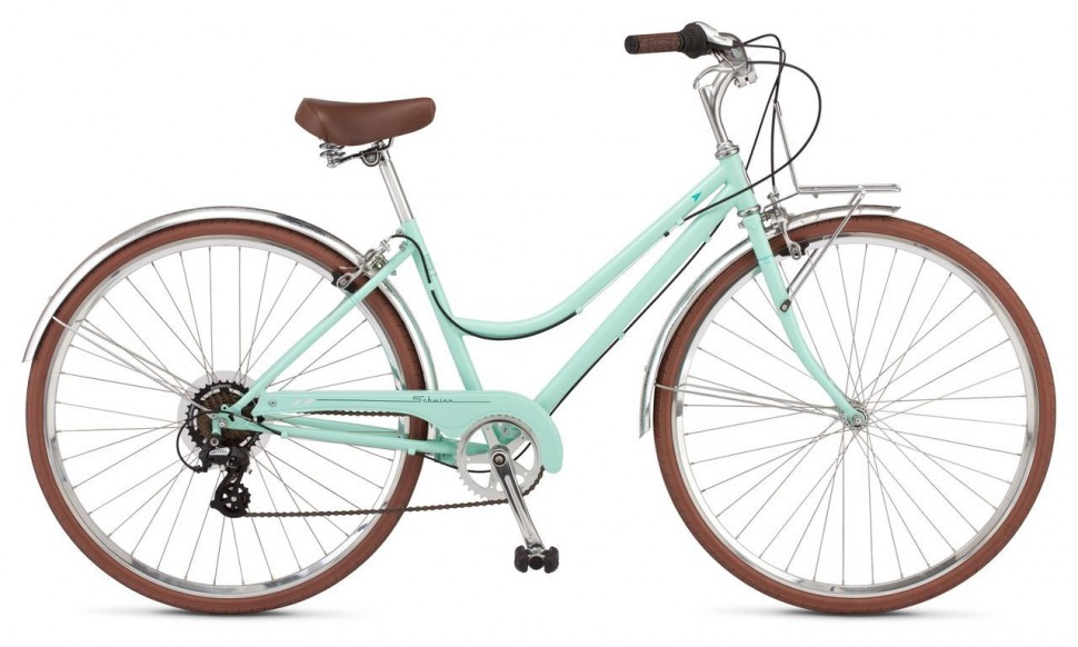 Велосипед Schwinn Traveler Women Mint