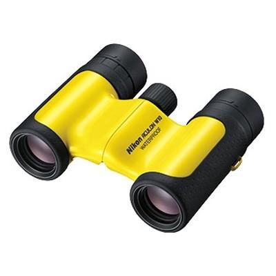 Бинокль Nikon Aculion W10 8X21 Yellow