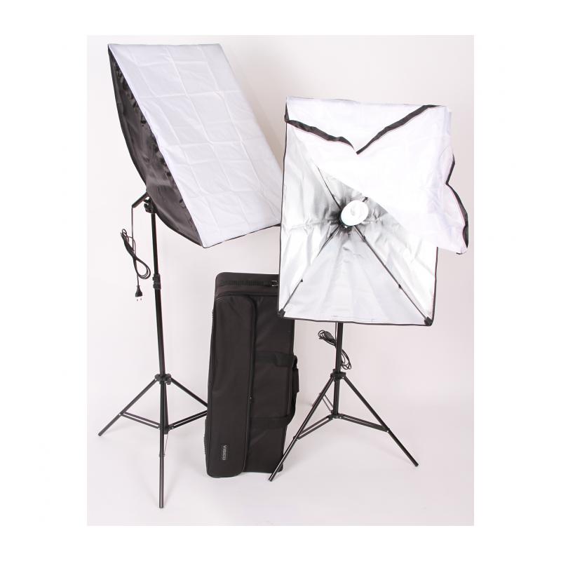 Комплект постоянного света FST E-420 Kit