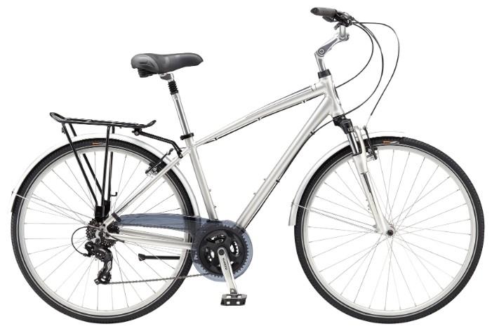 Велосипед Schwinn Voyageur Commute (2015) Silver