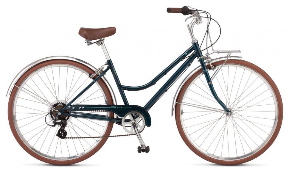 Велосипед Schwinn Traveler Women Teal