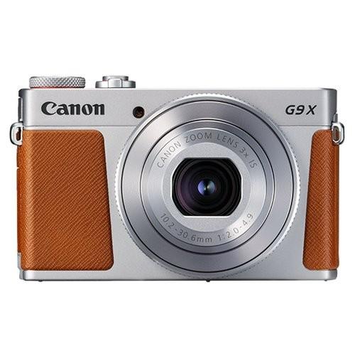Фотокамера Canon PowerShot G9 X Mark II Silver