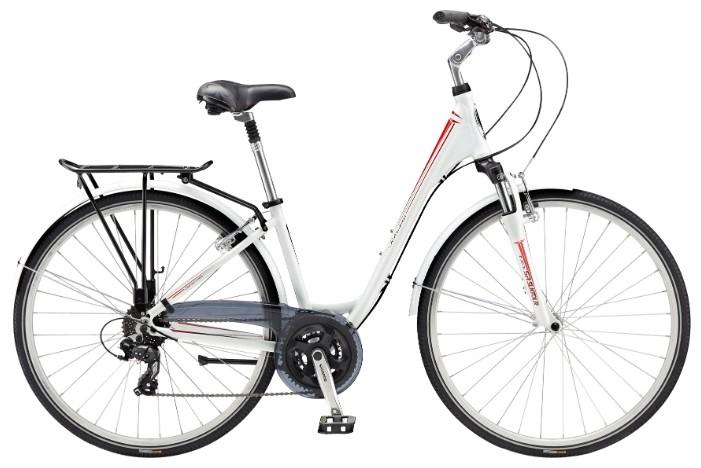Велосипед Schwinn Voyageur 1 Commute Womens (2015) White