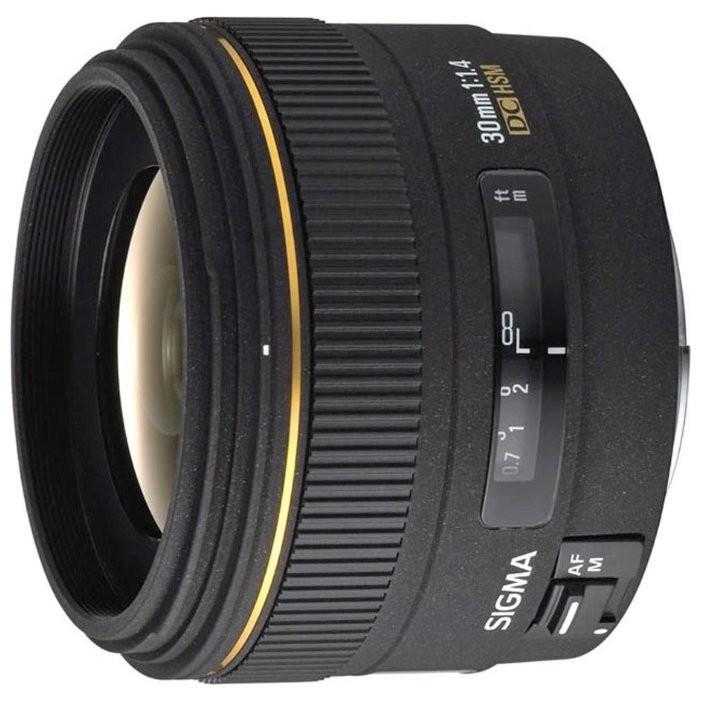 Объектив Sigma AF 30mm f/1.4 EX DC HSM Nikon F