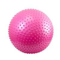Мяч гимнастический массаж. ВВ-003BL-22 диам.56см