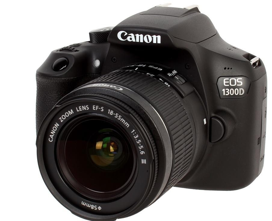 Выгодный набор Canon 1300D Kit 18-55DC