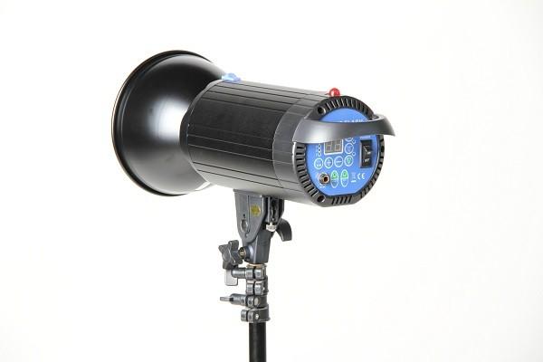 Импульсный свет FST F-200 вспышка студийная с рефлектором