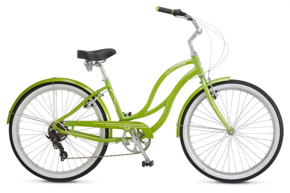 Велосипед Schwinn Alu 7 Women Green