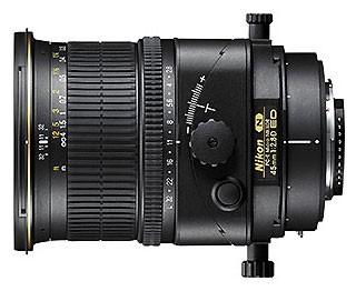 Nikon 45mm f/2.8D ED PC-E Micro Nikkor