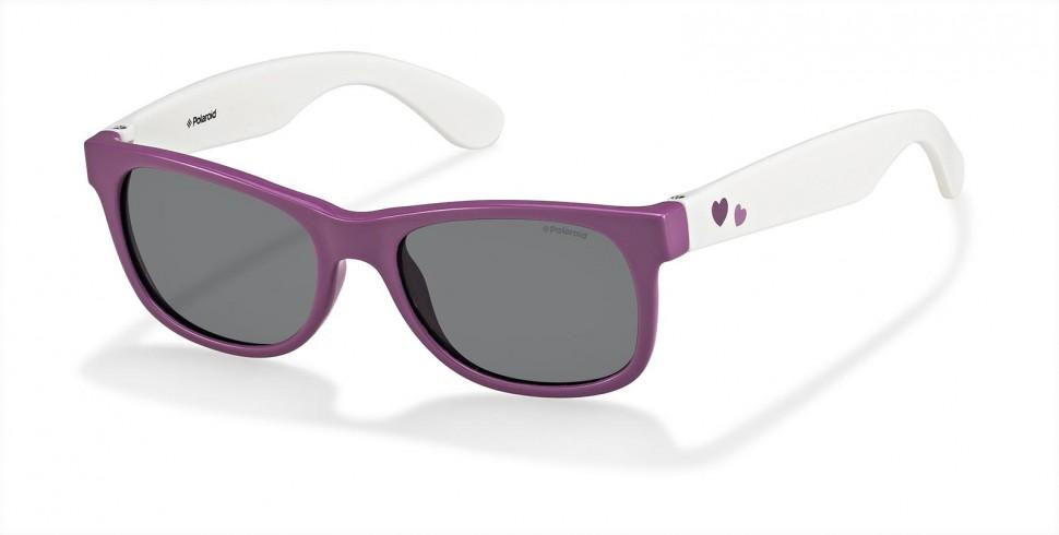 Очки солнцезащитные Polaroid P0300C Фиолетово-белые
