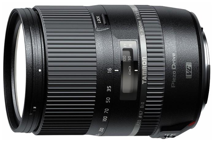 Объектив Tamron 16-300mm f/3.5-6.3 Di II VC PZD Canon EF-S