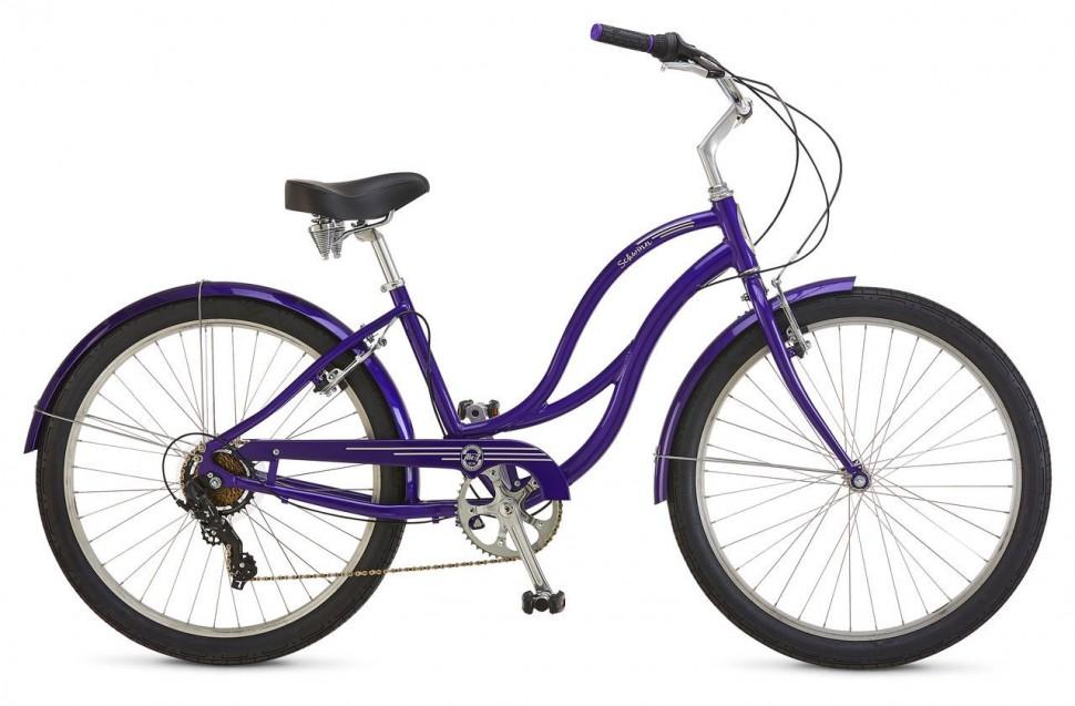 Велосипед Schwinn Alu7 Women Purple