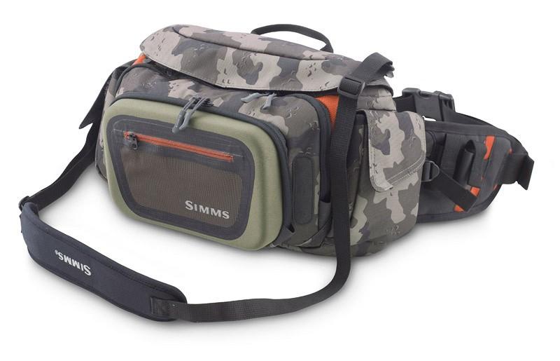 Поясная ультралёгкая сумка Simms Ultralight Waist Pack