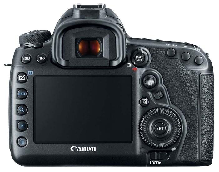 Фотоаппарат зеркальный Canon EOS 5D Mark IV Body
