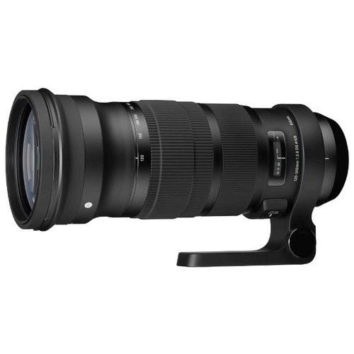 Объектив Sigma AF 120-300mm f/2.8 DG OS HSM Sports Canon EF