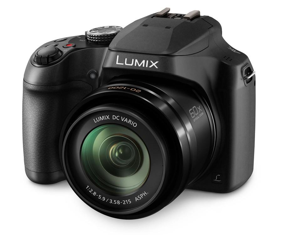 Компактный фотоаппарат Panasonic DC-FZ82