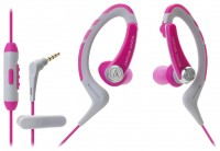 Audio-Technica ATH-SPORT1iS Pink