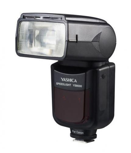 Фотовспышка Yashica YS8000 for Nikon