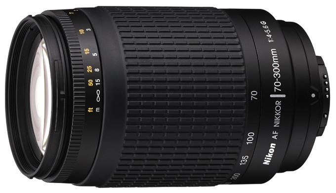 Nikon 70-300mm f/4-5.6G Zoom-Nikkor
