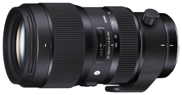 Объектив Sigma 50-100mm f/1.8 DC HSM Art Canon EF