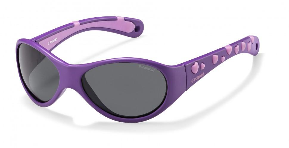 Очки солнцезащитные Polaroid P0402C Лиловые