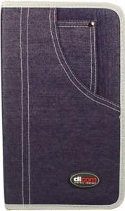 Сумка Dicom J96  Jeans на 96 CD/DVD (1/12)