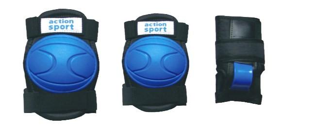 Защита локтя, запястья, колена р.L PW-316B
