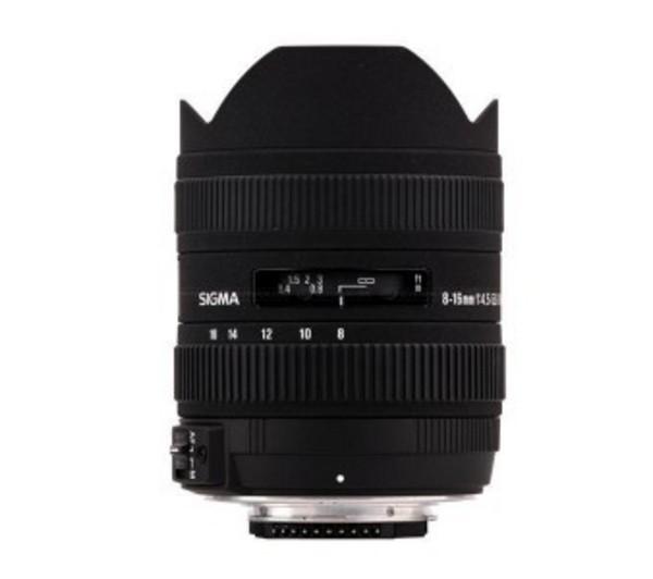 Объектив Sigma AF 8-16mm f/4.5-5.6 DC HSM для Canon