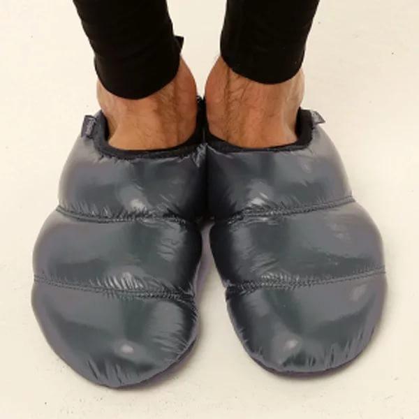 Удобные тапочки «Comfoot» серые