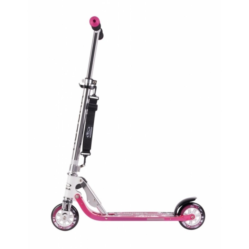Самокат Hudora Big Wheel  125 pink