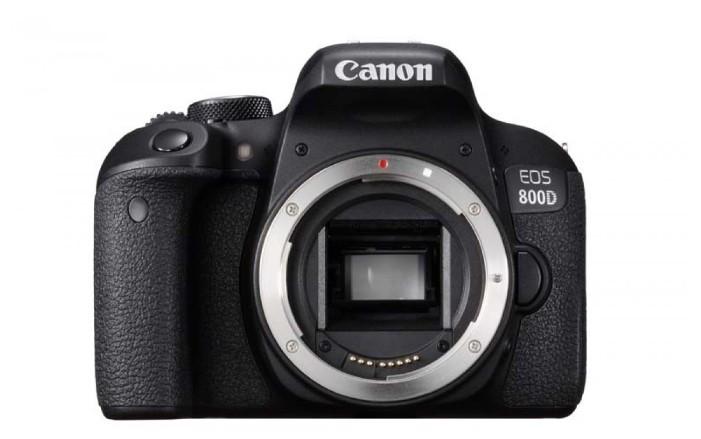 Фотокамера Canon EOS 800D Body