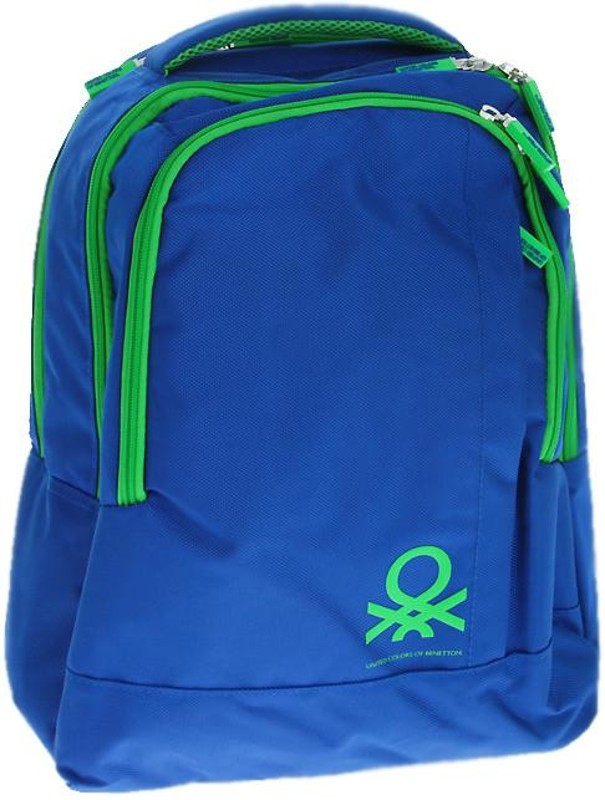 Рюкзак Benetton backpack blue