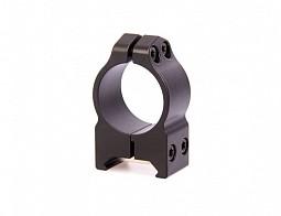 Кольца для прицела Warne Maxima 1 PA 201М на Weaver