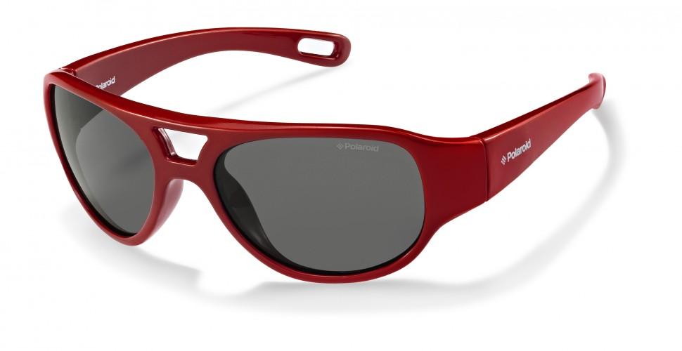 Очки солнцезащитные Polaroid P0400B Red