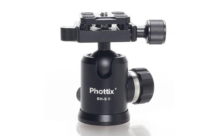 Шаровая штативная головка Phottix BH-S II (Макс. нагрузка 20 кг.)