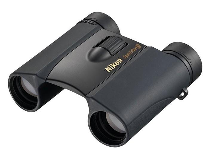 Бинокль Nikon Sportstar EX 10x25 черный