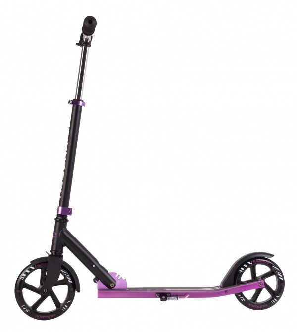 Самокат Hudora Big Wheel  205 purple