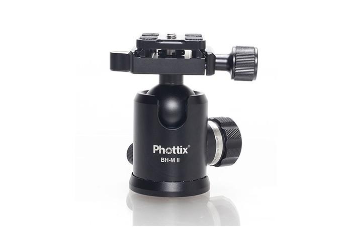 Шаровая штативная головка Phottix BH-M II (Макс. нагрузка 25 кг.)