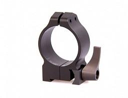 Кольца для прицела Warne Maxima QD CZ 14B1LM, быстросъемные, на ласточкин хвост